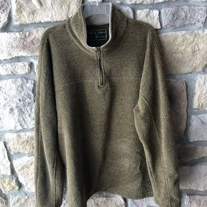 True Grit Fleece Half Zip Pullover